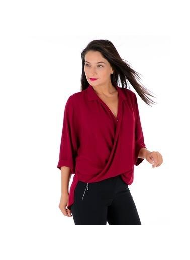 Trend Bluz Bordo